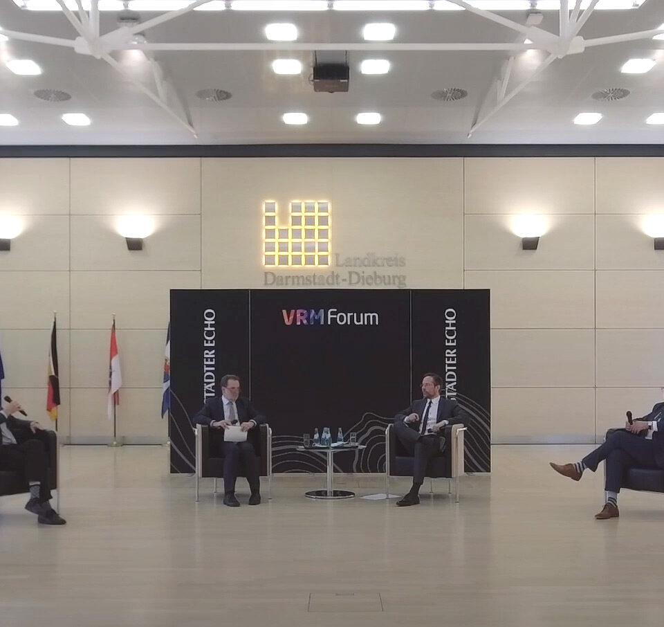 VRM-Forum zur Landratswahl – Kandidatengespräch
