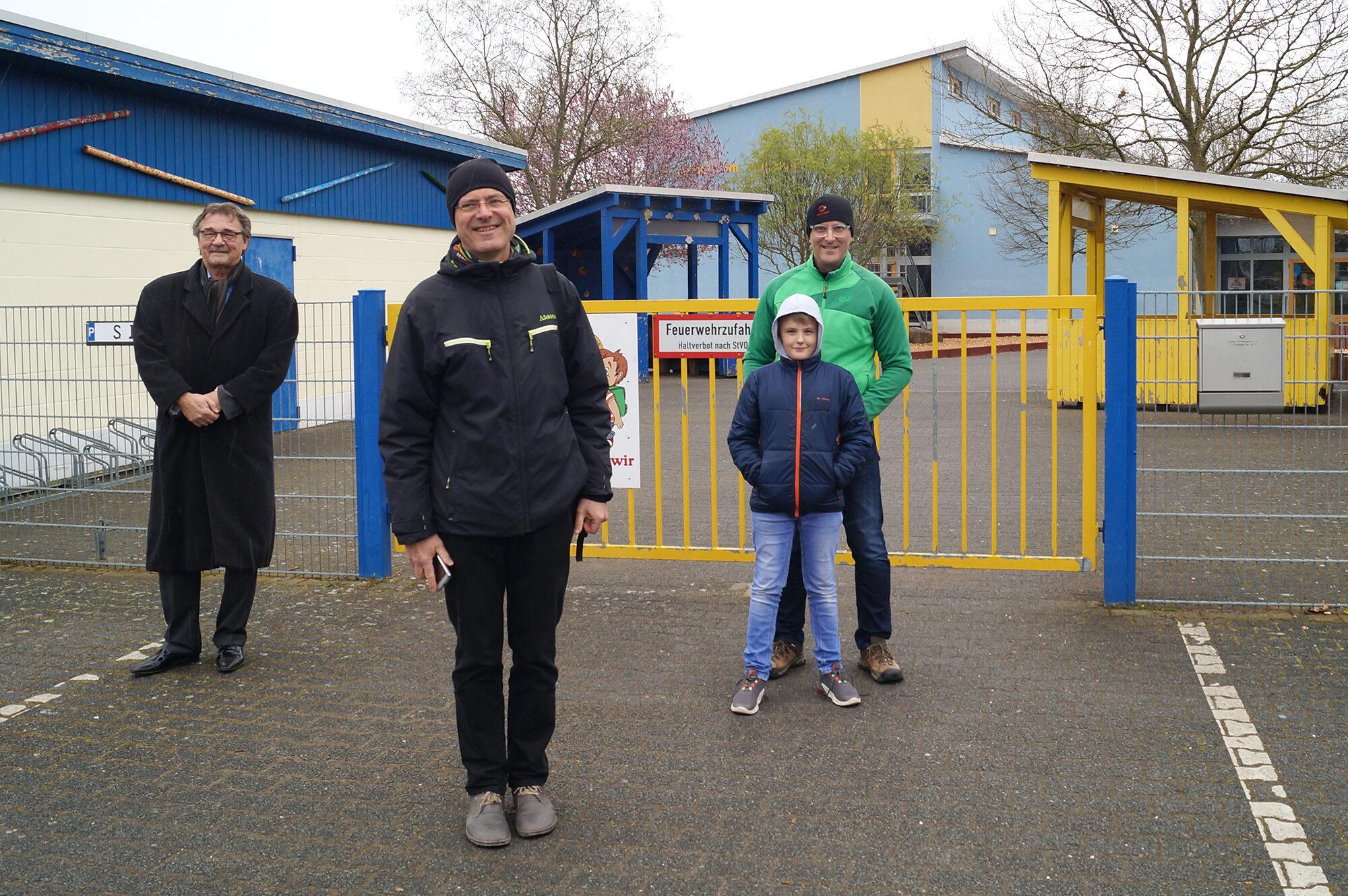 Grundschule im Angelgarten